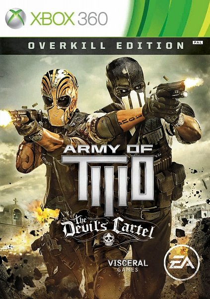 Army of Two: The Devils Cartel 2013 ESPAÑOL R.FREE XGD3 LB-RG-UL-RU-SHF