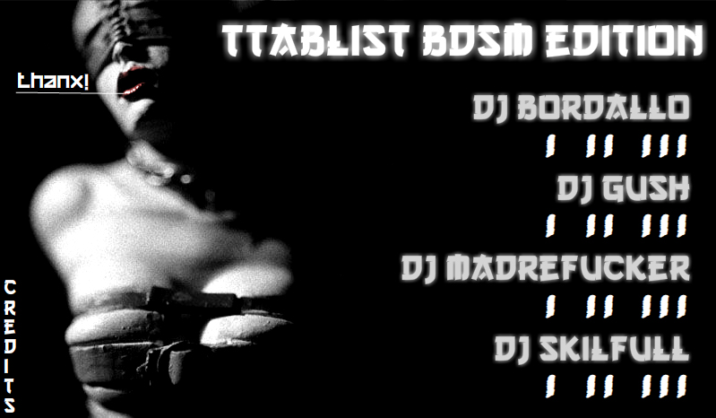 Looper TTablist BDSM Edition