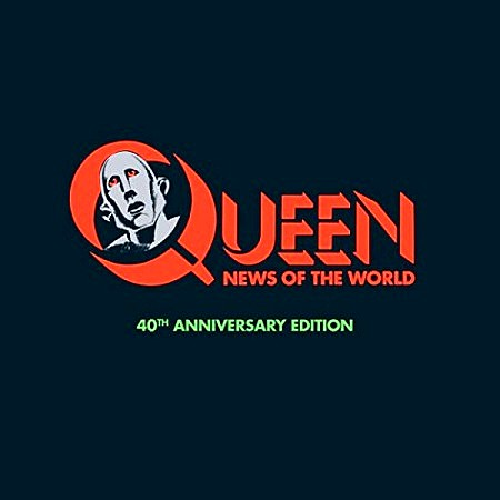 Queen – News Of The World (40th Anniversary Super Deluxe Edition)  mp3 - 320kbps