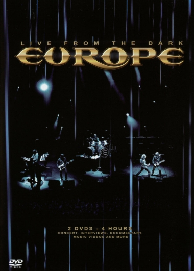 Europe   Live From The Dark preview 0