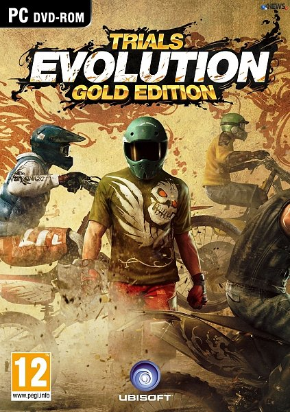 Trials Evolution: Gold Edition 2013 Español