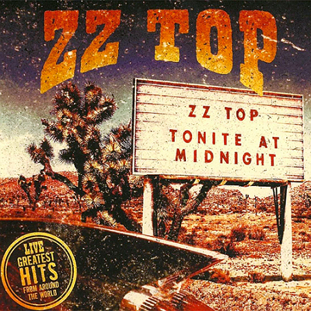 ZZ Top - Live Greatest Hits From Around The World (2016) mp3 320kbps