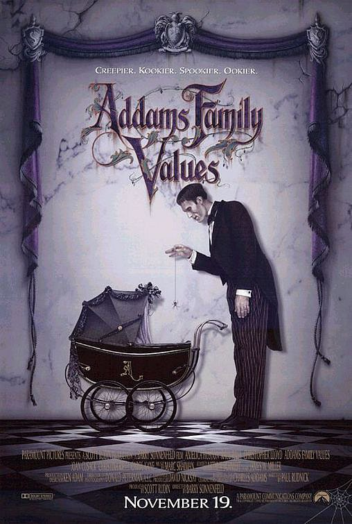 Adams family 2 -1993- La familia Addams [ Mg., Mf. y Sf. ]