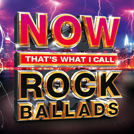 V.A. Now Thats What I Call Rock Ballads (2016) mp3 320kbps