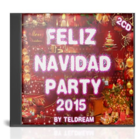 Feliz Navidad Party 2015.(By Tedlream)(2cd)(2014)(UL-FS)