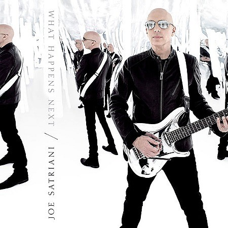 Joe Satriani - What Happens Next (2018) mp3 - 320kbps