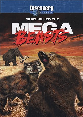 Co zabi³o megabestie / What Killed the Mega Beasts (2002) PL.TVRip.XviD / Lektor PL
