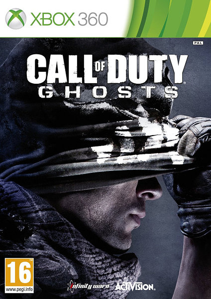 Call of Duty: Ghosts [Espa�ol] [PAL] [XGD3] [2DVD] [2014] [UL-RG]