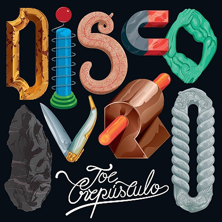Joe Crepúsculo – Disco Duro (2017) mp3 - 320kbps