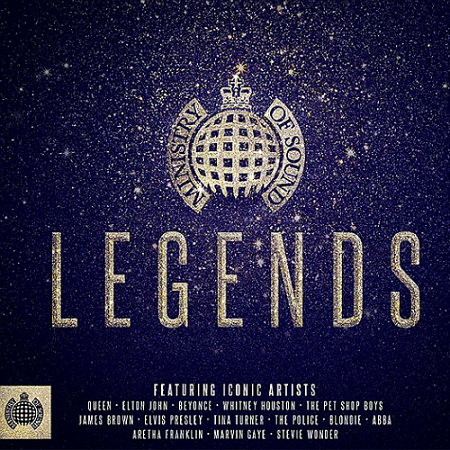 Ministry Of Sound - Legends (2017) mp3 - 320kbps