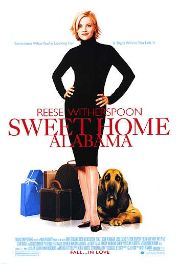 Sweet Home Alabama cine online
