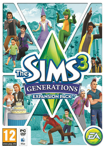 The Sims 3: Generations [Español] [DVD9] [2011] [VH]