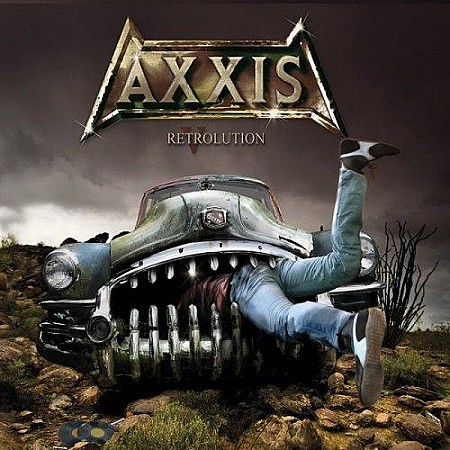 Axxis – Retrolution (Limited Edition) (2017) mp3 - 320kbps
