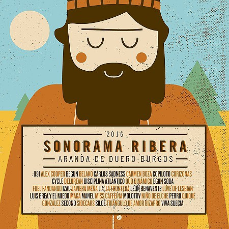 V.A. Sonorama Ribera 2016 mp3 320kbps