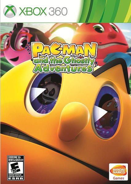 PAC-MAN and the Ghostly Adventures [Espa�ol] [R.FREE] [XGD2] [2013] [UL-RG]