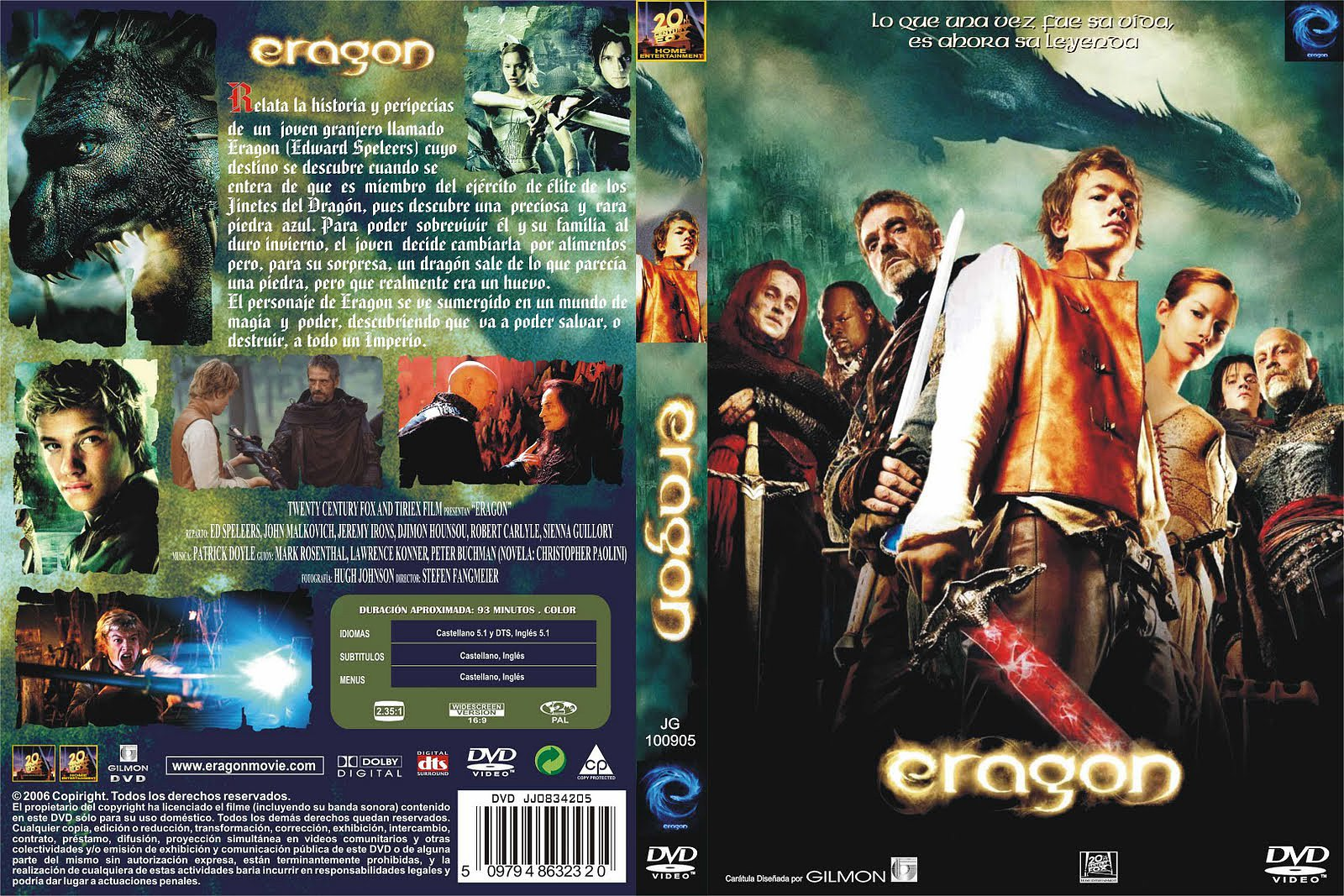 Eragon -2006- [ Mg., Mf. y Sf. ]