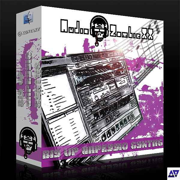 samples&masombieXX Big Up Arpeggio Synths KONTAKT