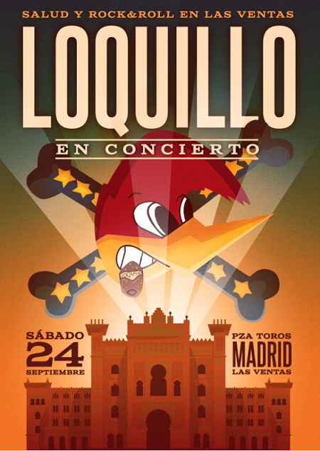 Loquillo – Salud y Rock and Roll (Las Ventas 2016) [En Vivo] (2016) mp3 - 320kbps