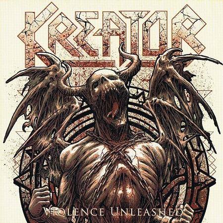 Kreator - Violence Unleashed (EP) (2016)