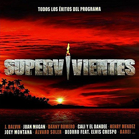 V.A. Supervivientes 2016 (2016) mp3 320kbps