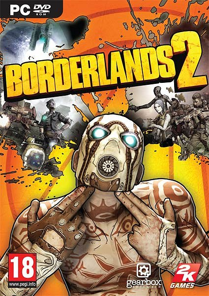 cd4106b2311c45788908f57dc770d1feo Borderlands 2 Update 4 incl. DLC SKIDROW
