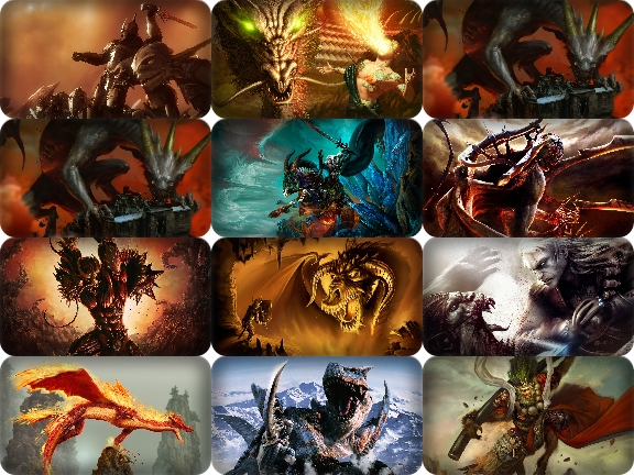 wallpaper 1920x1080. 40 Amazing HD Monsters Wallpapers 1920x1080