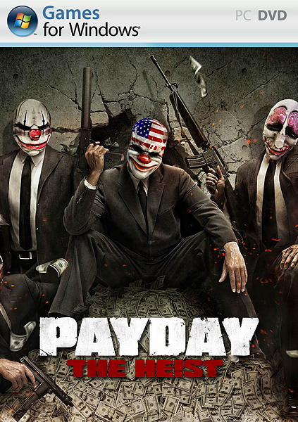 Download Payday The Heist RELOADED     PC