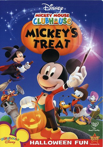 Mickey Mouse Clubhouse Mickey's Treat [Latino]