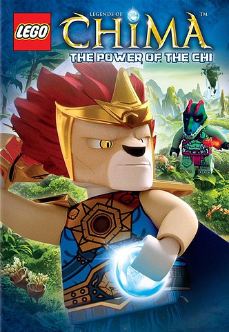 Lego Chima: The Power of the Chi [Latino][DVD 5]