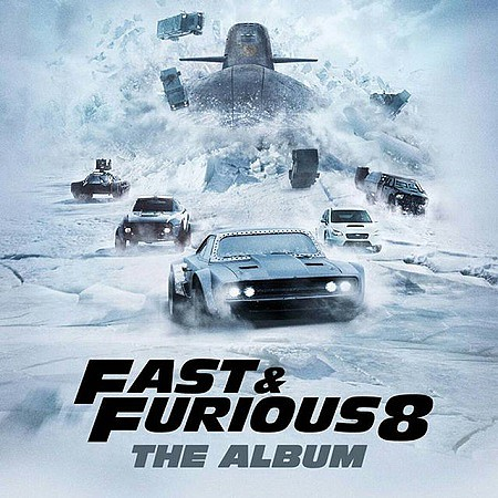BSO Fast & Furious 8 The Album (2017) mp3 - 320kbps