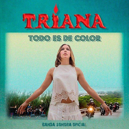 BSO Todo es de color (Triana) (2016) mp3 320kbps