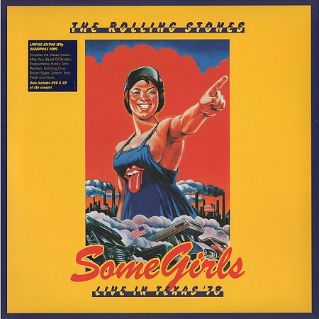 The Rolling Stones – Some Girls: Live In Texas '78 (2017) mp3 - 320kbps