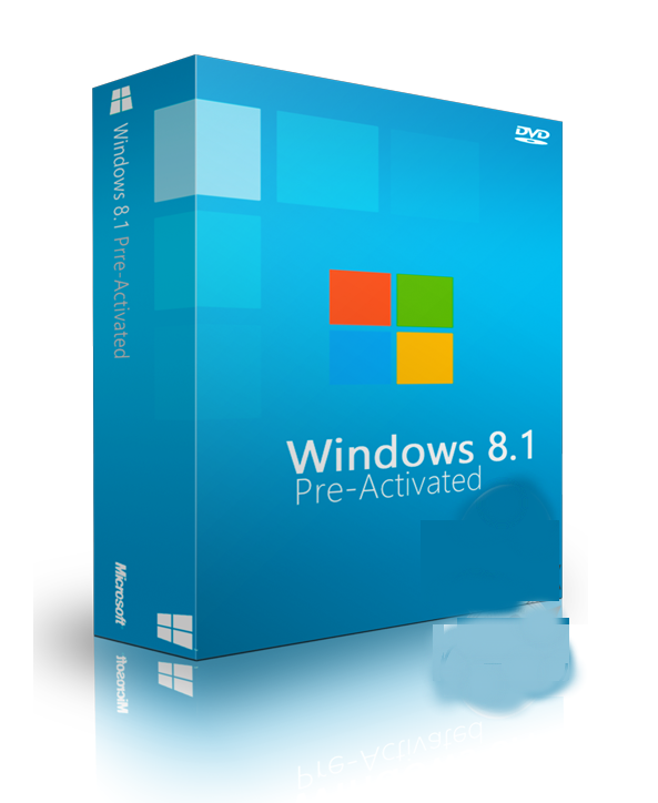 Windows 8.1 Update 3 VL 4in1 English By Generation2 (23/03/15)