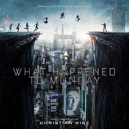 BSO What Happened To Monday (Christian Wibe) (2017) mp3 - 320kbps