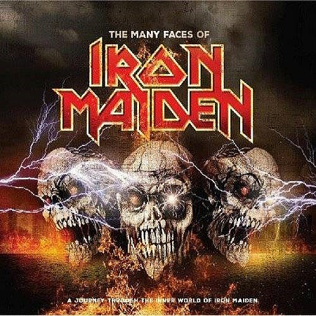 V.A. The Many Faces Of Iron Maiden (2016) mp3 320kbps