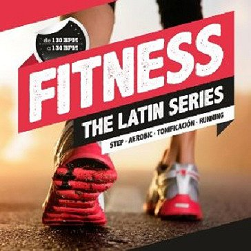 V.A. Fitness - The Latin Series (2013)