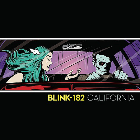 Blink-182 – California (Deluxe Edition) (2017) mp3 - 320kbps