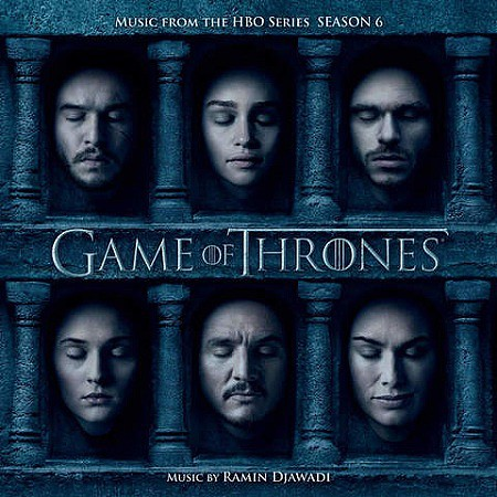 BSO Game of Thrones (Ramin Djawadi) Season 6 (2016)  mp3 320kbps