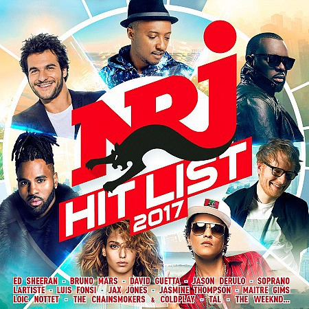 V.A. NRJ Hit List 2017 mp3 - 320kbps