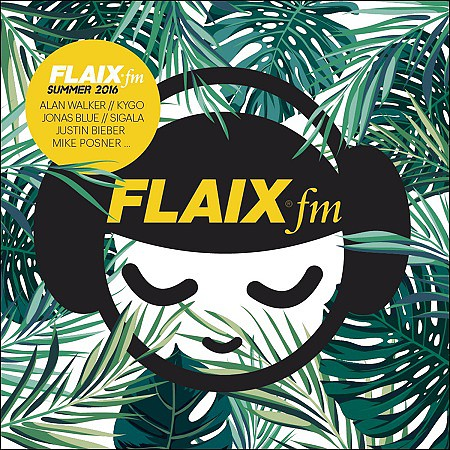V.A. Flaix FM Summer (2016) mp3 320kbps