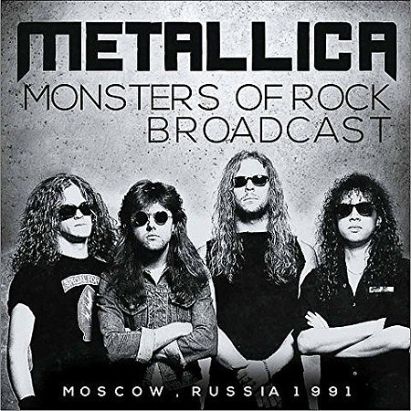 Metallica – Monsters of Rock Broadcast (2017) mp3 - 320kbps