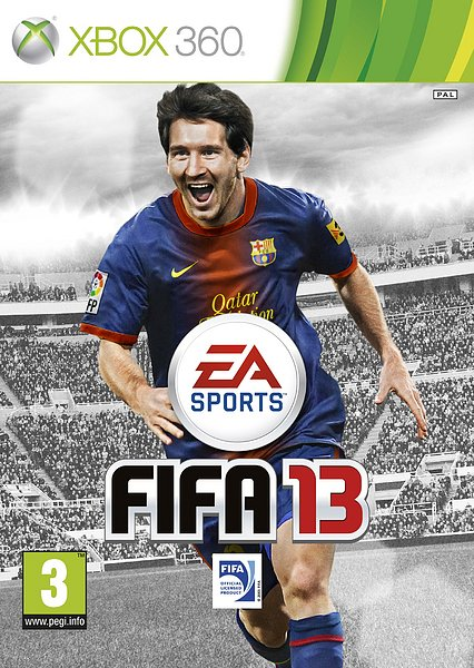 FiFA 13 [PAL] [XGD3] [ESPAOL] Descargar Full