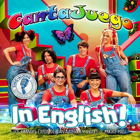 CantaJuego – In English! (2017) mp3 - 320kbps