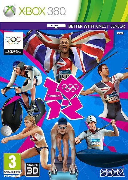 London 2012 Olympics [Xbox360][R.Free][Esp][XGD2][8 Links][PTL+3]