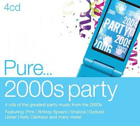eb4d473c1f42e28666314e37a95033bao - V.A. Pure ... 2000s Party (2014) [UL] mp3