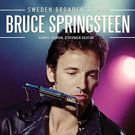 Bruce Springsteen – Sweden Broadcast 1988 (Live) (2017) mp3 - 320kbps