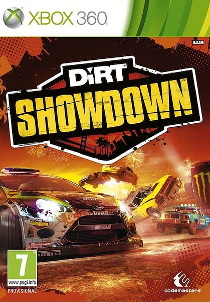 Descargar DiRT Showdown 2012 Region Free XGD3 Español para XBOX 360