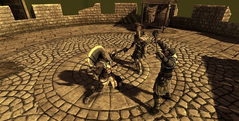 Download The Cursed Crusade RELOADED       PC