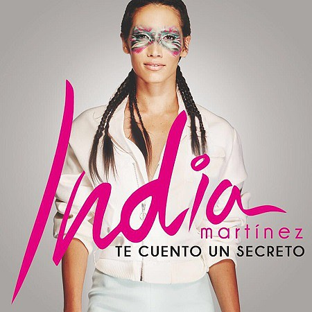 India Martínez – Te cuento un secreto (2016) mp3 - 320kbps