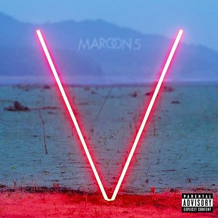 Maroon 5 - V (Deluxe Version) (2014) mp3 - 256kbps